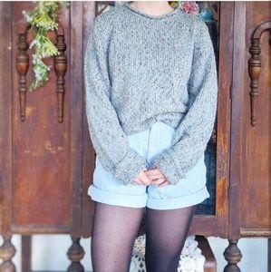Light Blue Charter Club Knit Sweater